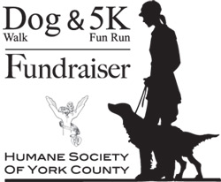 Join The Humane Society of York County Dog Walk & 5K Run