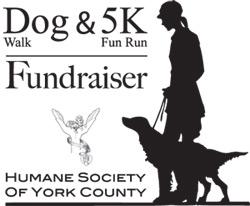 Join The Humane Society of York County Dog Walk & 5K Run